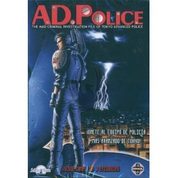 A.D. Police Serie Completa DVD