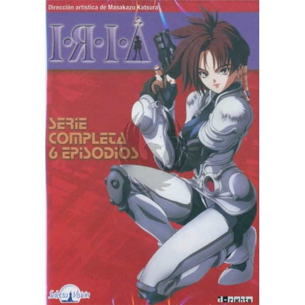 Iria - Serie completa DVD