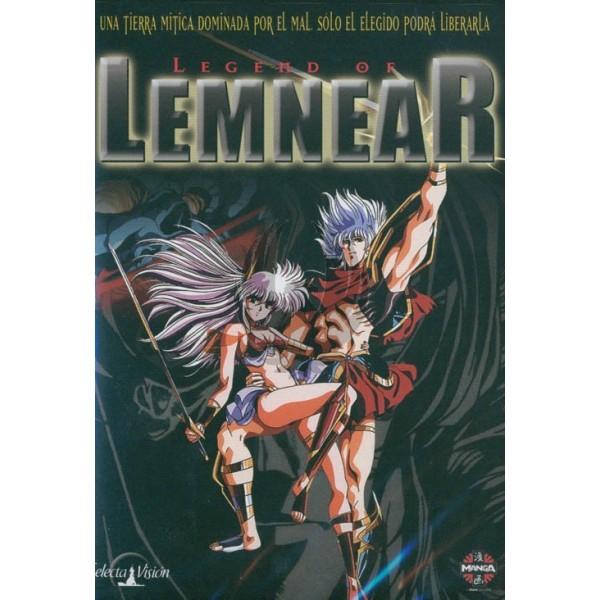 Legend of Lenmear DVD