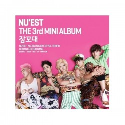 NU`EST / The 3rd Mini Album