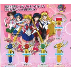 SAILOR MOON CRYSTAL  PEN MASCOT CHARM