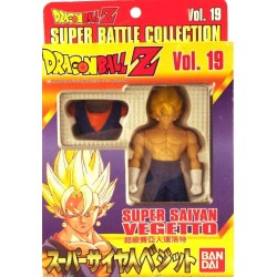 DBZ Super Battle 19 Vegetto Super Saiyan