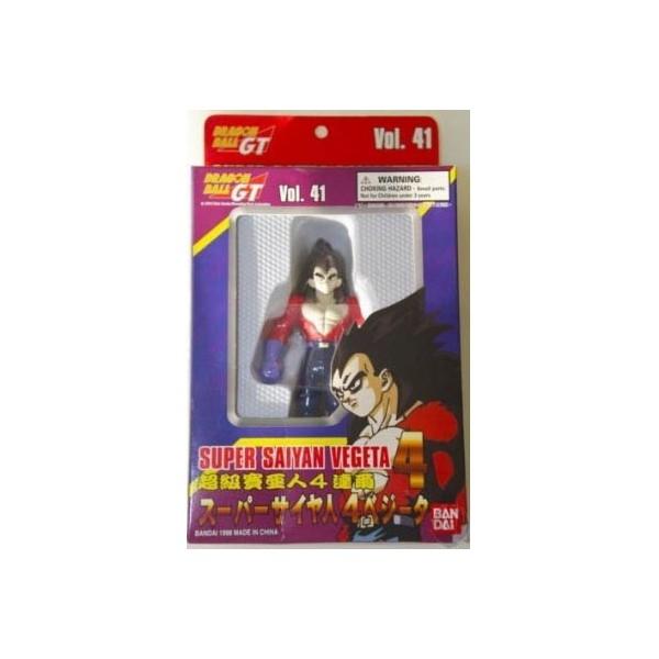 DBGT Super Battle 41 Super Saiyan 4 Vegeta