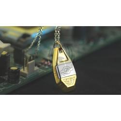 DIGIMON  Emblema colgante de plata (Amistad)