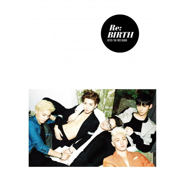 NU`EST / Re:BIRTH limited edition