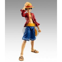 MONKEY D. LUFFY FIGURA 18 CM ONE PIECE VARIABLE ACTION HEROES