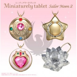 SAILOR MOON  MINIATURE TABLET 2