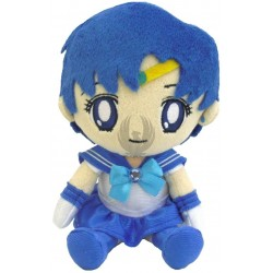 Sailor Moon Sailor Mercury Plush Doll