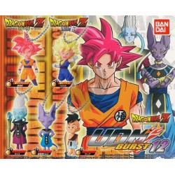 DRAGON BALL KAI ULTIMATE DEFORUME MASCOT BURST 12