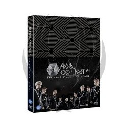 EXO - THE LOST PLANET - in SEOUL (DVD)