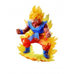 SON GOKU 01 FIGURA 10 CM DRAGON BALL Z SERIE DRACAP MEMORIAL