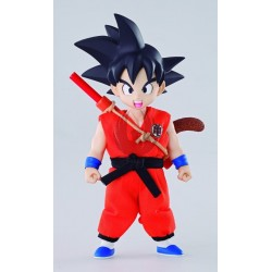 SON GOKU NIÑO VERSION FIGURA 10 CM DRAGON BALL Z SERIE D.O.D.