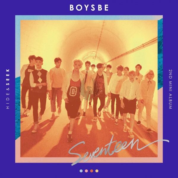 SEVENTEEN MINI ALBUM VOL.2 [BOYS BE] (SEEK)