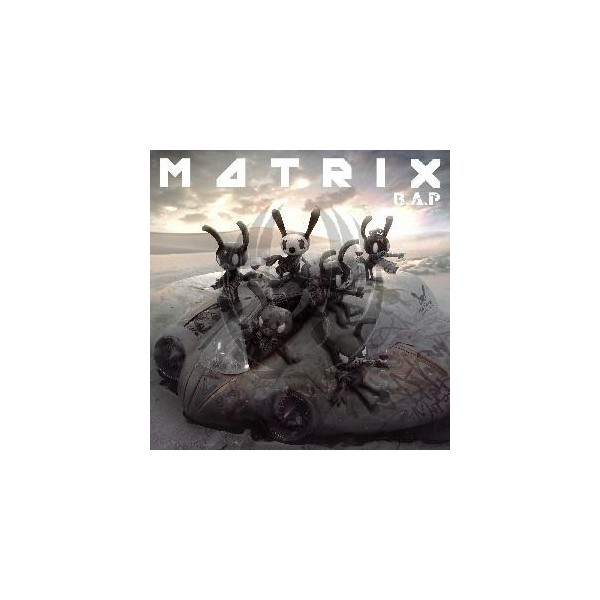 B.A.P Mini Album Vol.4 [MATRIX]