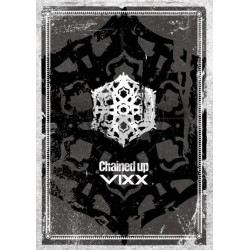 VIXX / 『CHAINED UP』 CD+DVD(FREEDOM VER.)