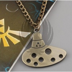 The Legend of Zelda / Ocarina of Time Necklace