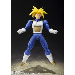 DBZ TRUNKS SUPER SAIYAN SH FIGUARTS