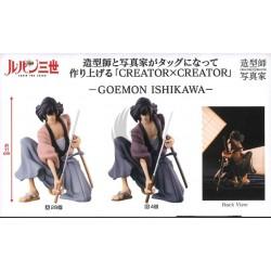 LUPIN THE THIRD CREATOR x CREATOR GOEMON & ISHIKAWA