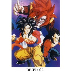 DRAGON BALL - DBGT1