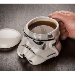 Star War / 3D Trooper Mug Cup