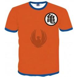 DBZ / 3D T-Shirt 2