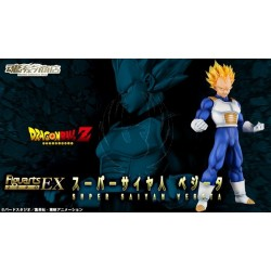 DRAGON BALL Z FIGUARTS ZERO EX SUPER SAIYAN VEGETA