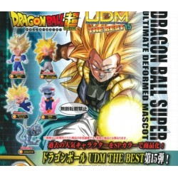 DRAGON BALL SUPER ULTIMATE DEFORUME MASCOT THE BEST 15