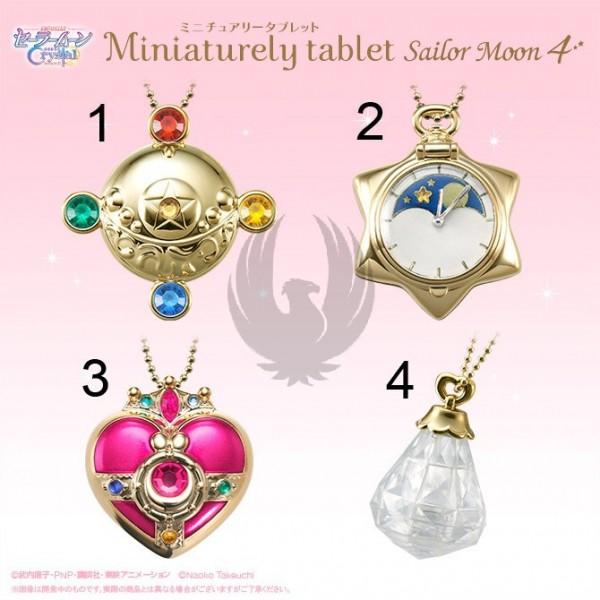 Sailor Moon Miniaturely Tablet 4
