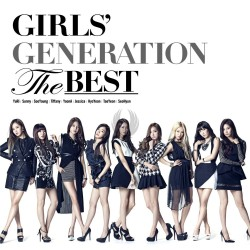 GIRLS' GENERATION – THE BEST