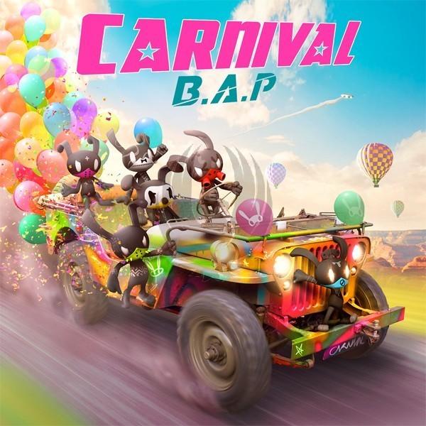 B.A.P Mini Album Vol.5 [CARNIVAL]