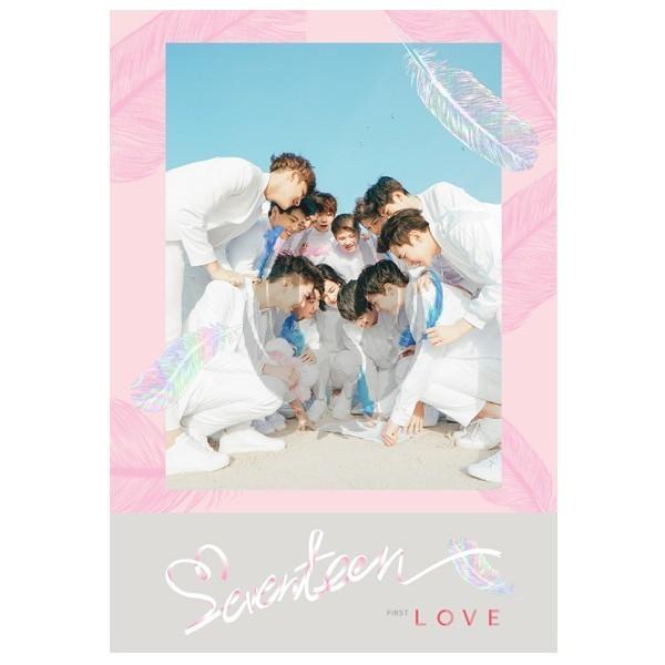 Seventeen Album Vol.1 [FIRST LOVE&LETTER] LETTER (Red)