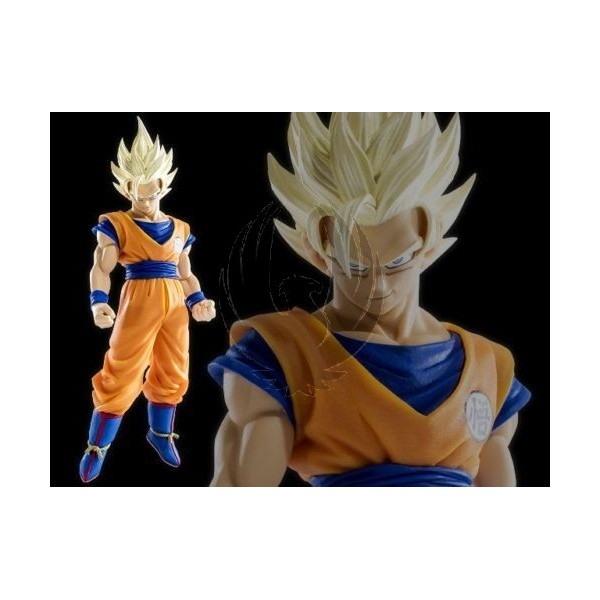 DB SUPER SCULTURES BIG 6 VOL.2 (Son Goku)