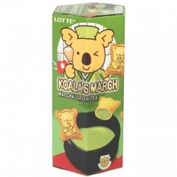 Koala's March Cookies - Matcha