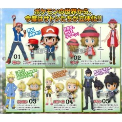 POCKET MONSTER XY & Z DEFORUME MINI