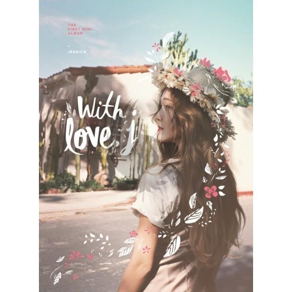 Jessica Mini Album Vol. 1 - With Love, J