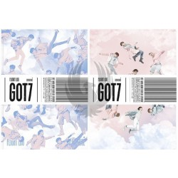 GOT7 Mini Album - FLIGHT LOG