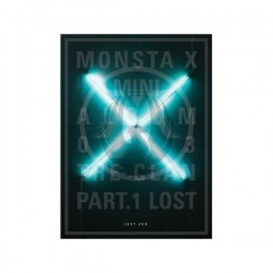 MONSTA X - THE CLAN 2.5 PART.1 LOST: Lost VER