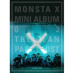 MONSTA X 3rd Mini Album - THE CLAN 2.5 PART.1 LOST (FOUND ver.)