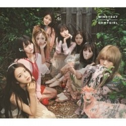 OH MY GIRL 3rd Mini Album REPACKAGE - WINDY DAY