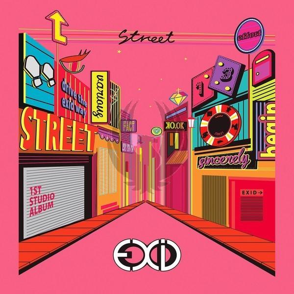 EXID Street: 1st Studio Album