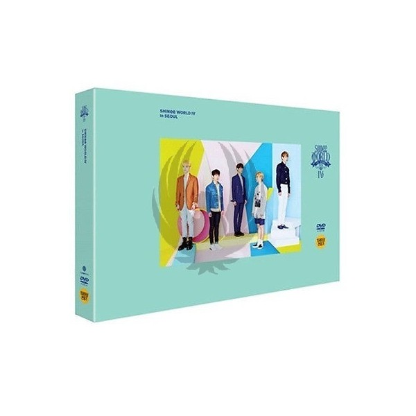SHINee World IV 2DVDs