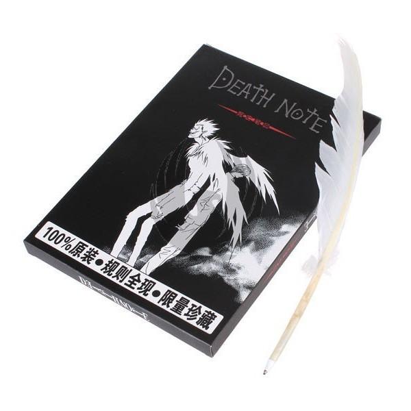 Death Note Libreta + Pluma