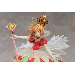 CARD CAPTOR SAKURA KINOMOTO CLAMP! ESTATUA  GOODSMILE