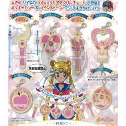 SAILOR MOON MILKY POP ACRYL CHARM