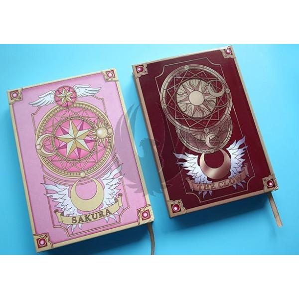 Card Captor Sakura / Libreta (Carta del Clow)