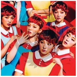 Red Velvet – The Red – The 1st Album