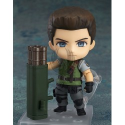 RESIDENT EVIL NENDOROID CHRIS REDFIELD