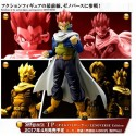 DRAGON BALL XENOVERSE SH FIGUARTS HERO TP TIME PATROLLER