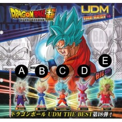 DRAGON BALL SUPER ULTIMATE DEFORUME MASCOT THE BEST 18