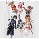 SWORD ART ONLINE PUTTITTO SERIES